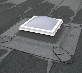 image of a standard lumiere skylight